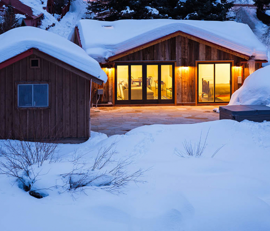 Good Minturn Rental Cabin